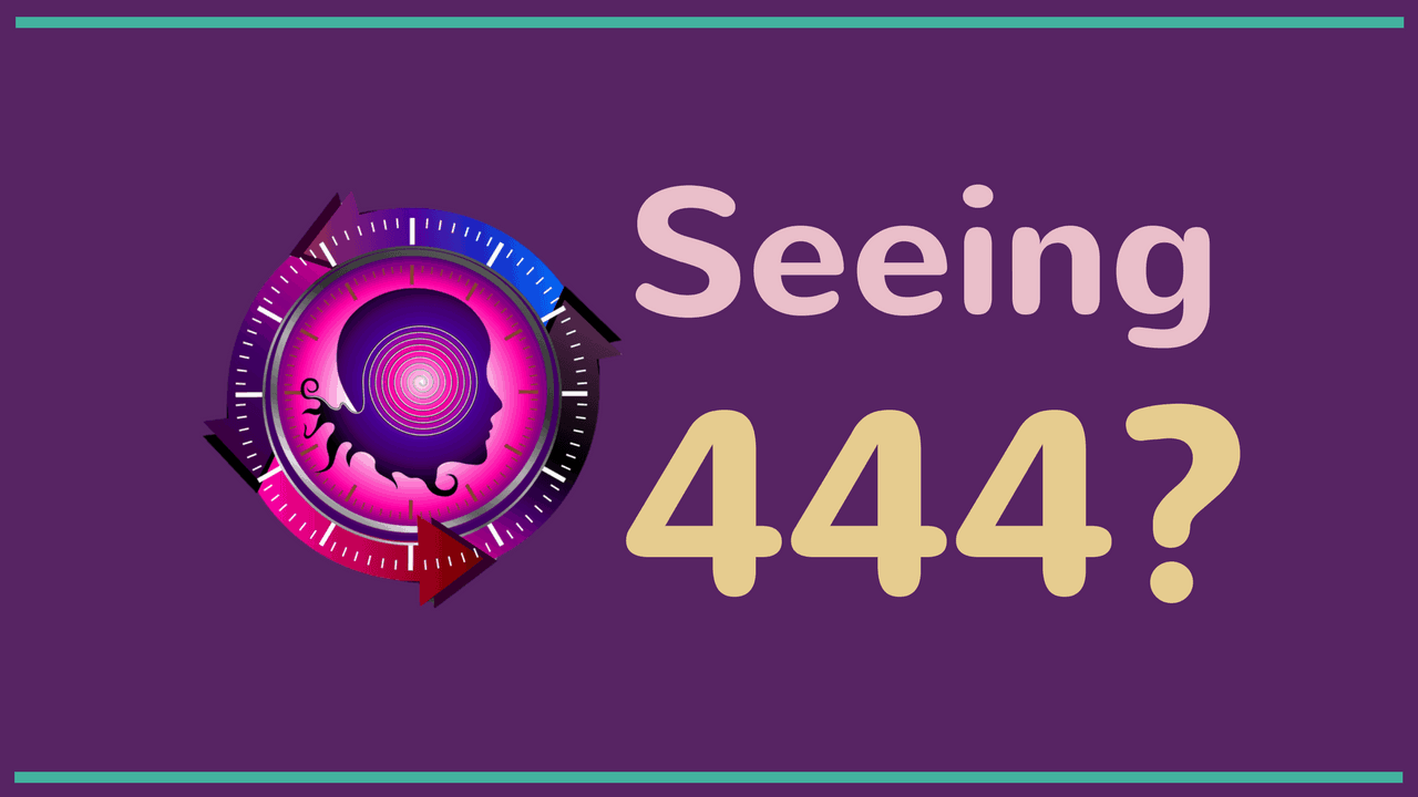 Why Are You Seeing Number 4 as 444 or 4:44