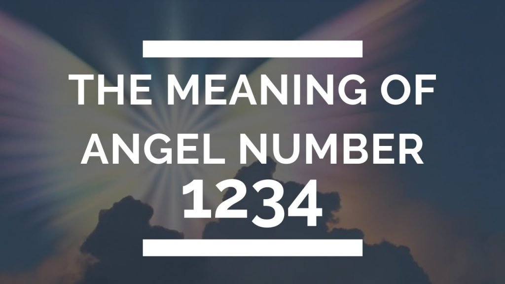 1234 Meaning | What Does 1234 Mean | 1234 Angel Number