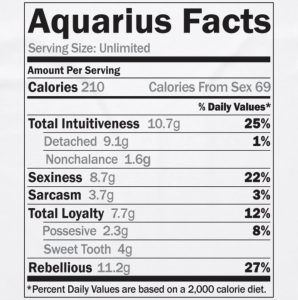 Aquarius Facts - Who is Aquarius Most Sexually Compatible With