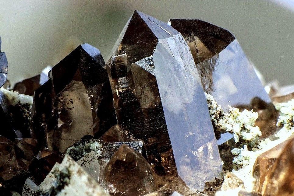 Which Crystal Is the Most Powerful