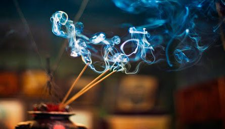 Incense sticks - How to Get Rid of Bad Luck