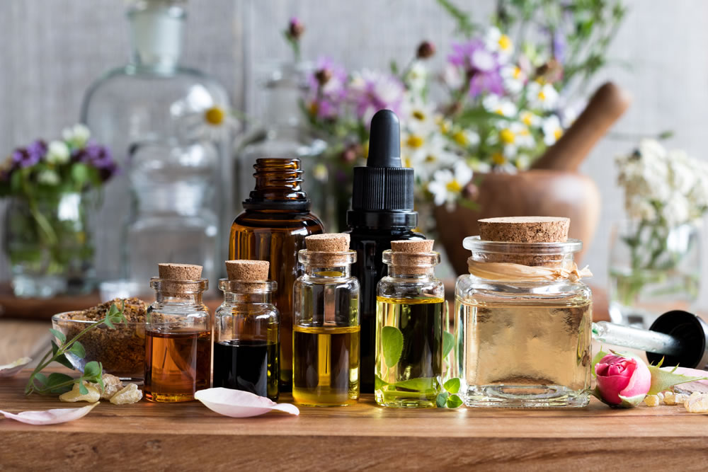 Essential Oil Blends for Cleaning