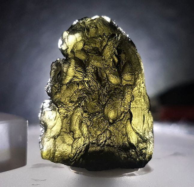 How to Activate Moldavite