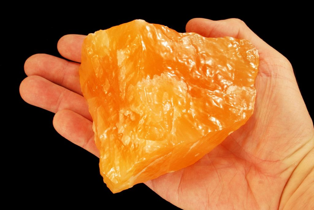 Orange Calcite - Chakra Crystals - Best Crystal for Each of the Chakras