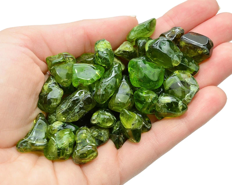 Peridot - Chakra Crystals - Best Crystal for Each of the Chakras