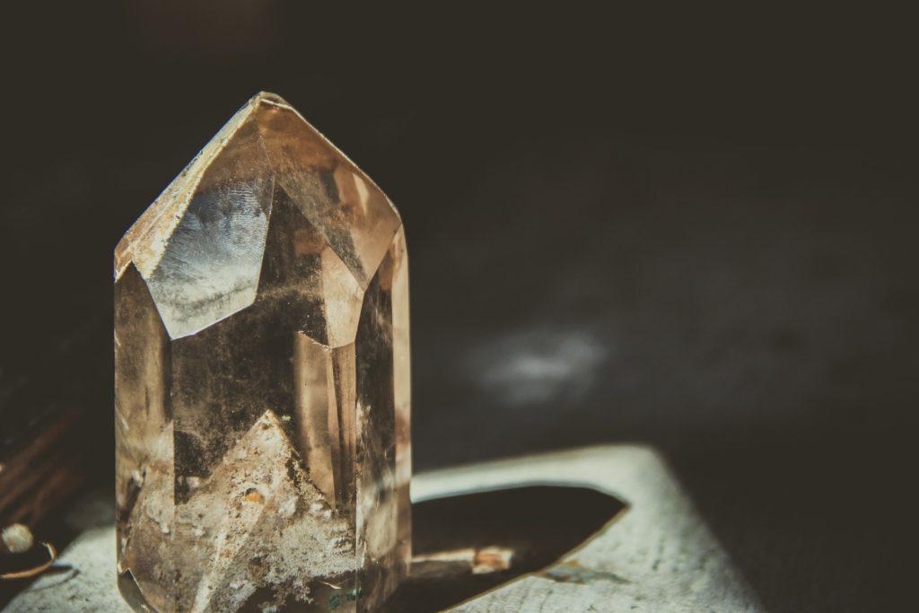 Program a crystal