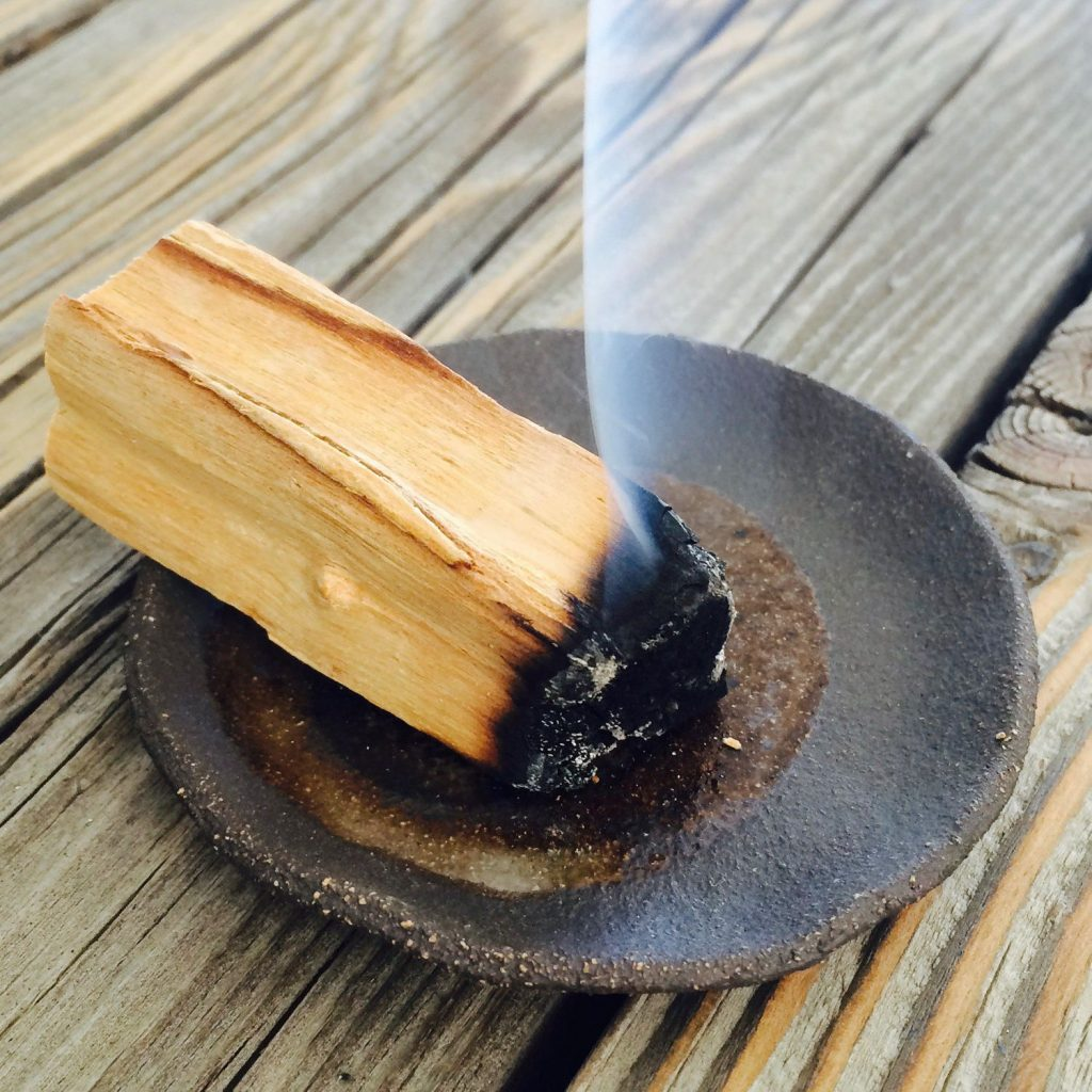 Palo Santo Wood for Smudging