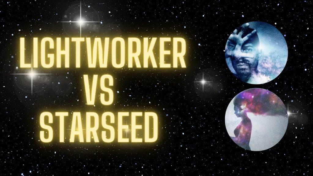 Starseed vs. Lightworker