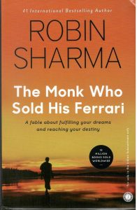 The Monk Who Sold His Ferrari by Robin Sharma - Best Spiritual Books of All Time