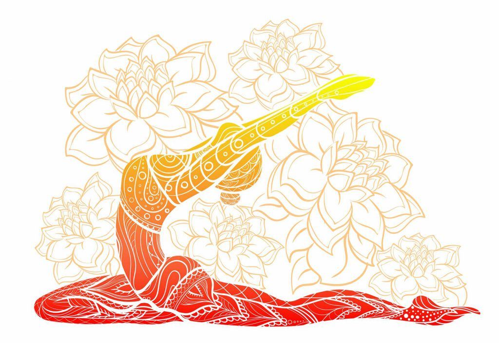 Practice Yoga - Solar Plexus Chakra Affirmations
