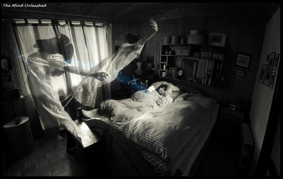 Astral Projection Dangers - Should It Be Scary