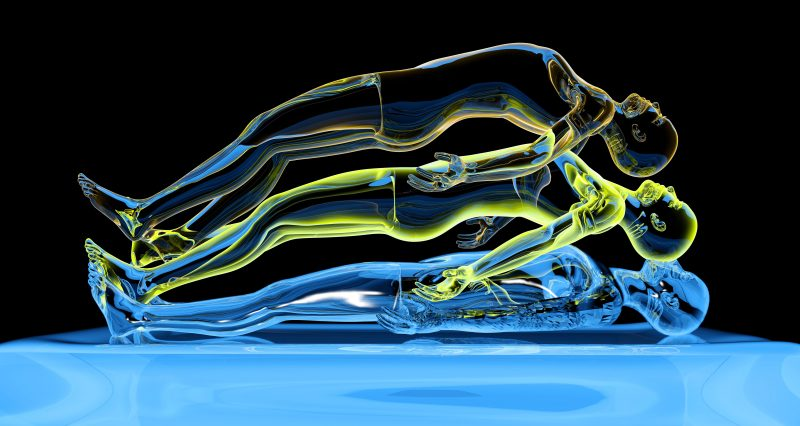 Astral Projection Dangers: Should It Be That Scary?
