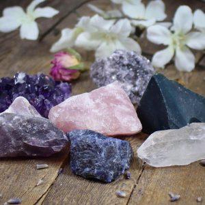 Empath Crystal Set