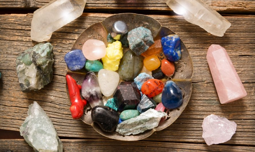 Most Popular Crystals for Manifesting